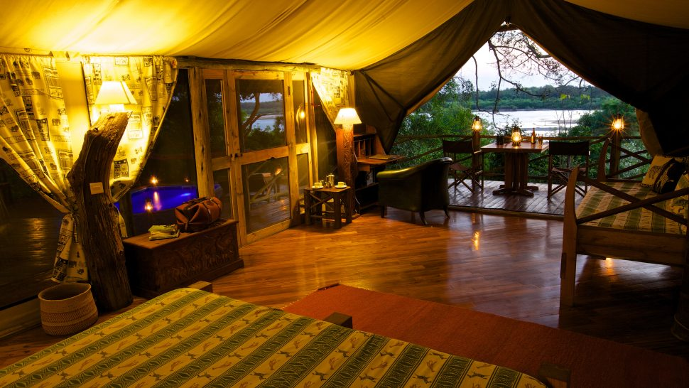 Rufiji River Camp Selous