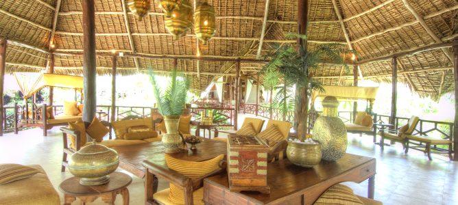 Lounge på Breezes