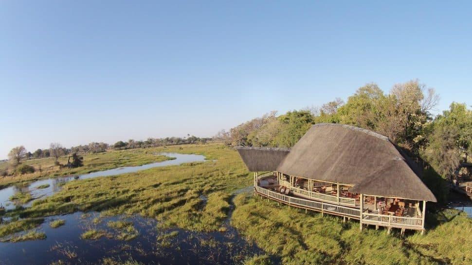 Moremi Crossing i Okvangodeltat